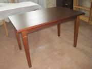 Предлагаем стулья и столы из массива твердых пород дерева. ОАО