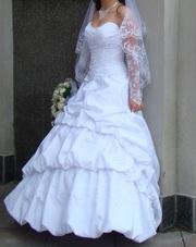 Продам шикарное,  в отличном состоянии свадебное платье