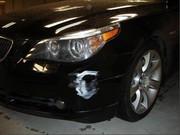 Антигравийная защита лакокрасочного покрытия кузова автомобиля