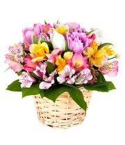 Весенные цветы на 8 марта!!!