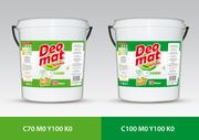 концентрированный бесфосфатный стиральный порошок DEO MAT (Чехия)