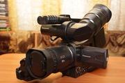 Цифровая профессиональная трехматричная видеокамера Panasonic AG-DVC60
