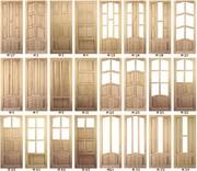 Настоящие деревянные двери,  на прямую от производителя. Без сучков