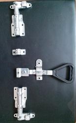 Устройство запорное в комплекте с оцинкованной стали Ø27мм
