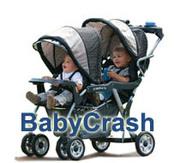Ремонт детских колясок и детских аксессуаров.