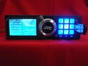 Автомагнитола  JVC 3025 с экраном 3   дюйма