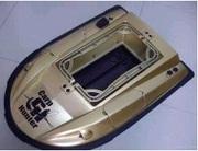 Прикормочный радио кораблик для рыбалки Carphunter+GPS+эхолот