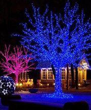 Светодиодный занавес купить 1х6 метра,   новогоднее оформление города .