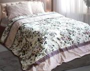 Постельное белье хлопковый рай,  Комплект 2 спальный Амелия