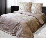 Двуспальное постельное белье,  Комплект Магнолия