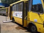 переоборудование  автобусов  «ВІД  ОЛЕКСИ»