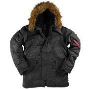 Мужские супер-тёплые зимние куртки Аляска (США)