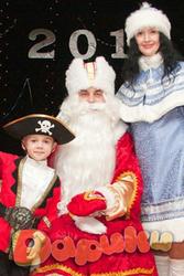 Дед Мороз на детский праздник в Черкассах