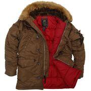 Лучшая зимняя куртка -