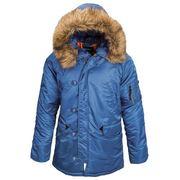 Куртки Аляска Американской фирмы Alpha Industries,  USA - 100% ОРИГИНАЛ