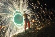Фаер шоу Черкассы ! Огненно-пиротехническое шоу , огненные сердца , живые статуи