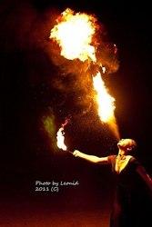 Фаер шоу Черкассы ! Огненное шоу + пиротехническое шоу
