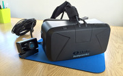 Продажа новых Oculus Rift DK2 Набор гаджетов и игр в подарок Доставка
