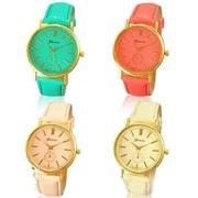 Купите наручные часы унесекс «Geneva»! Хит сезона. Качественные часы з