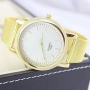 """Красивые женские часы """"Qvartz"""" по выгодной цене.  Ремешок часов из мет"""