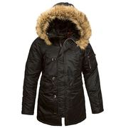 Женские куртки Аляска Alpha Industries N-3B Women Parka (США)
