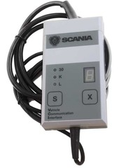 Диагностический дилерский автосканер Scania VCI1