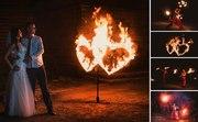 Фаер шоу Черкассы и область ! Огненная феерия на профессиональном уровне !