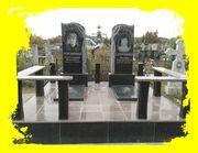 Памятники на одного из гранита (комплект)