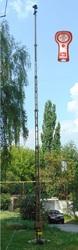 Мачта телескопическая унифицированная МТУ-10м2.