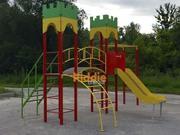 Игровые комплексы и детские площадки--