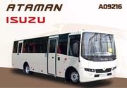 Новый современный автобус  ISUZU ATAMAN A09216