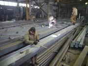 Разнорабочий на завод металлоконструкций. Работа за границей