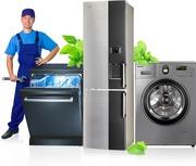 Ремонт стиральных машин,  кондиционеров,  холодильников,  бойлеров,  ТВ и
