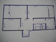 Продам  3-х  комнатну  квартиру.
