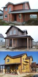 Качественное утепление домов термопанелями в Черкассах