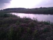 участок с каналом выход в днепр в селе Коробовка