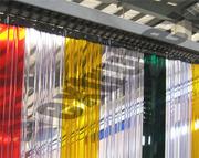 ПВХ завесы для торгового оборудования