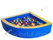 Сухой бассейн с шариками Airis