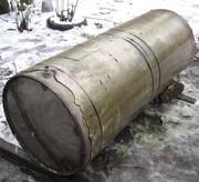 Бак з нержавіючої сталі / бак из нержавейки. Об'єм 400 л. Канів.