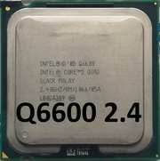 Процессор Intel Core 2 Quad Q6600 G0 SLACR