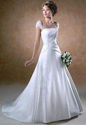 Продаю свадебное платье!!! Подойдет девушке ростом от 160 см. до 173