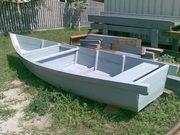 Продам дерев'яний рибацький човен (ПЛОСКОДОНКА)